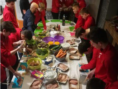 Kuchnia SuperTrampkarza – warsztaty o zdrowym żywieniu