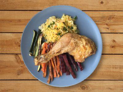 Pomysły na szybki obiad z kurczakiem